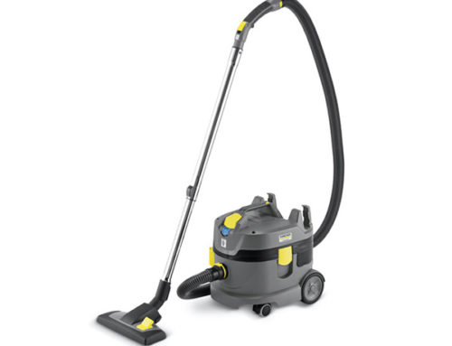 Battery-operated vacuum cleaners