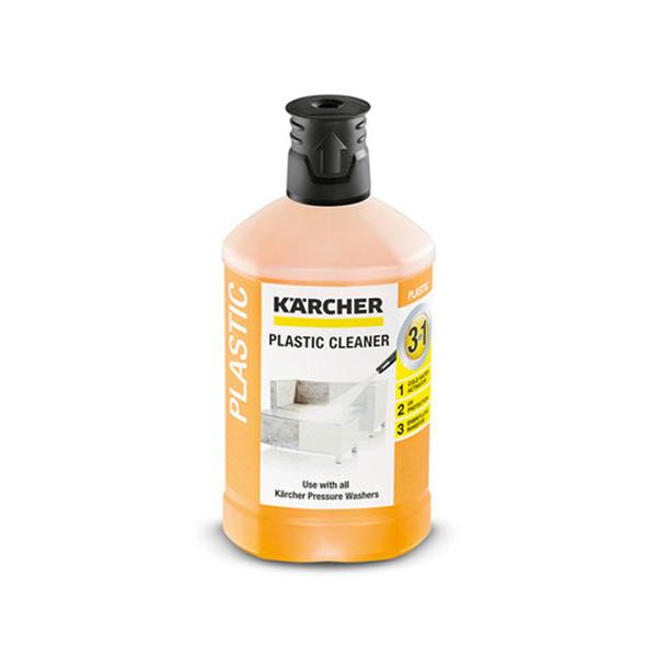 3-in-1 Plastic Cleaner Detergent