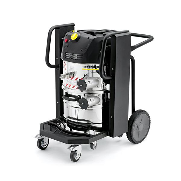 Ex industrial vacuum cleaners