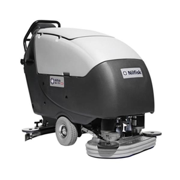 Floor scrubbers & scrubber dryers