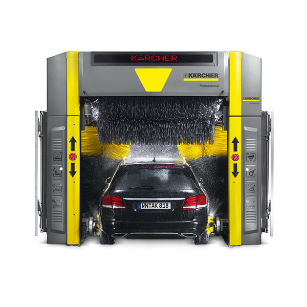 Large Vehicle Wash Systems