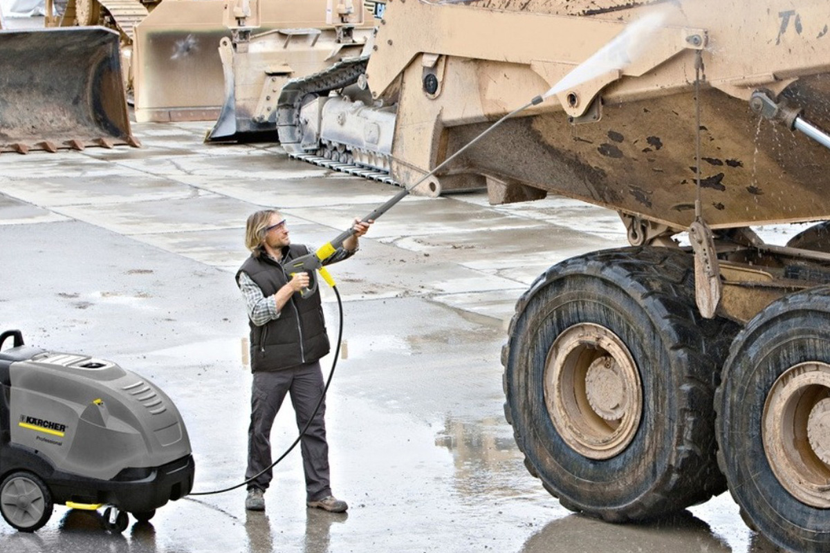Technijet On site demonstrations