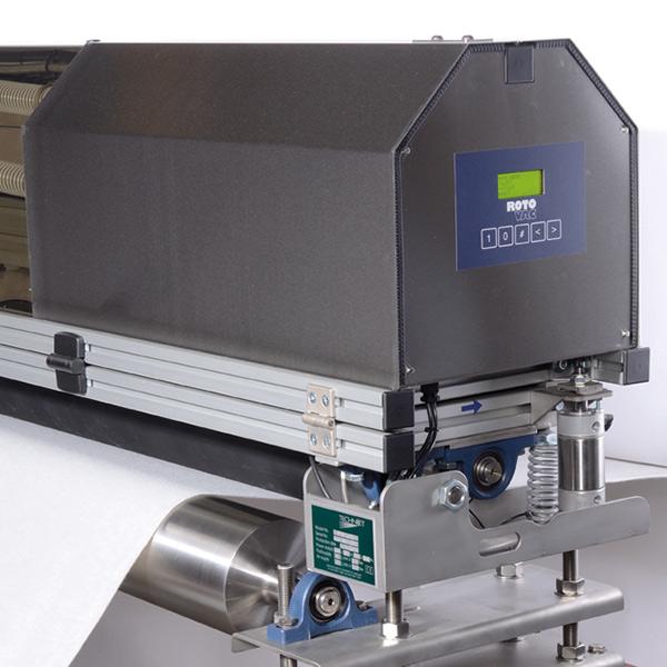 Rotovac For Textile Preparation