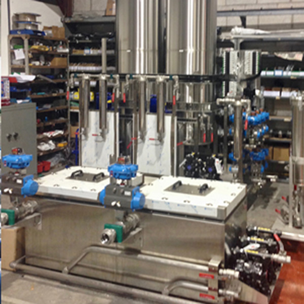 Stationary Pumping Systems
