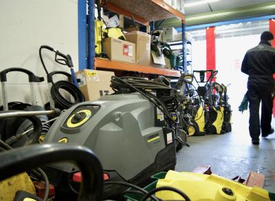 Technijet Service Shop